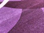 релефен килим съни   8083 лила